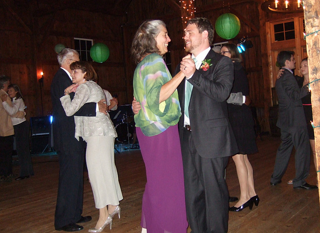 Mother & Son Dance