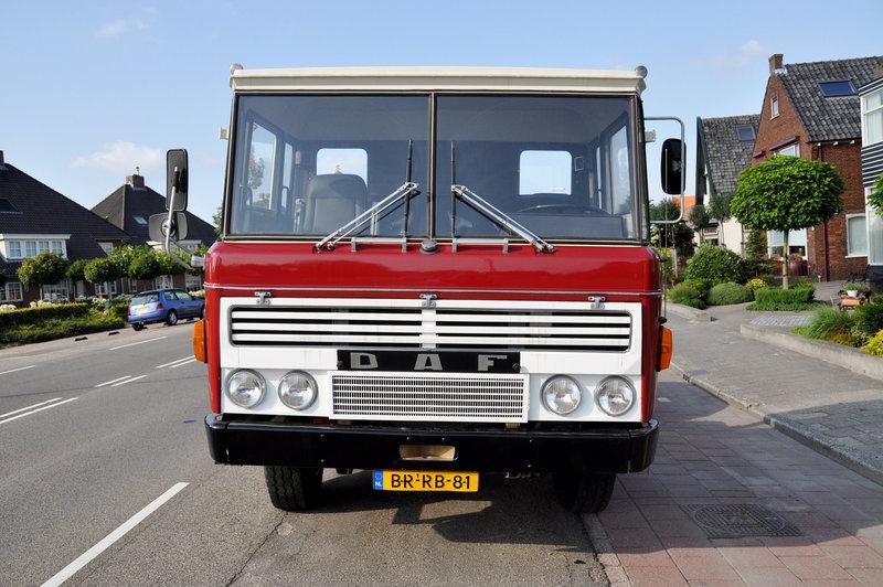 1973 DAF FTT 2600D KA350