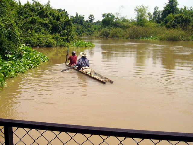 River fishermen