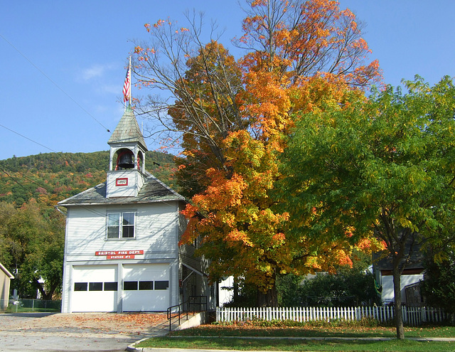 Bristol Fire Department