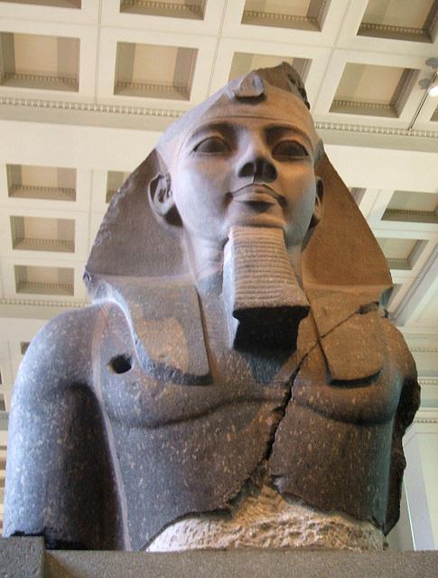 Bust of Ramesses II