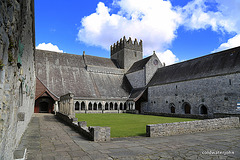 Eire - Holy Cross Abbey (1180 AD)