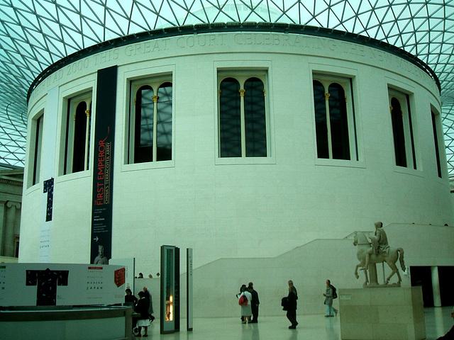 GreatCourt - BritishMuseum