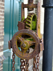 Nederlands Stoommachine Museum – Rusty chains