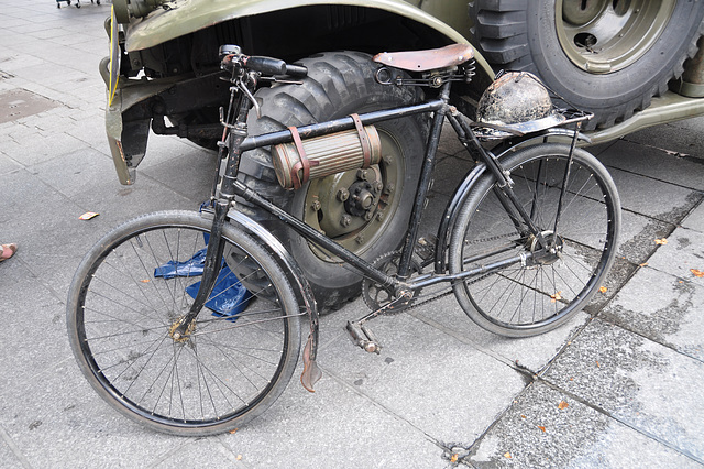 Holiday 2009 – MO-55 Swiss military bicycle