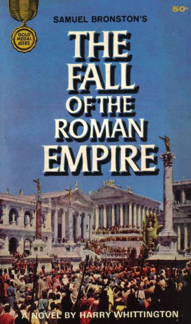 Harry Whittington - The Fall of the Roman Empire