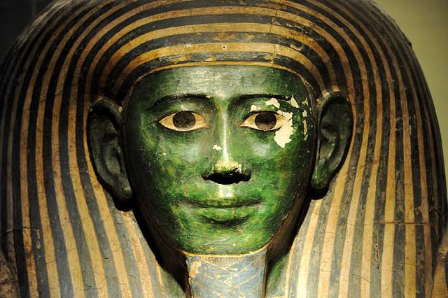 Museum of Antiquities – Coffin of Peftjauneith