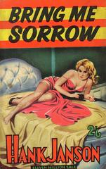 Hank Janson - Bring Me Sorrow