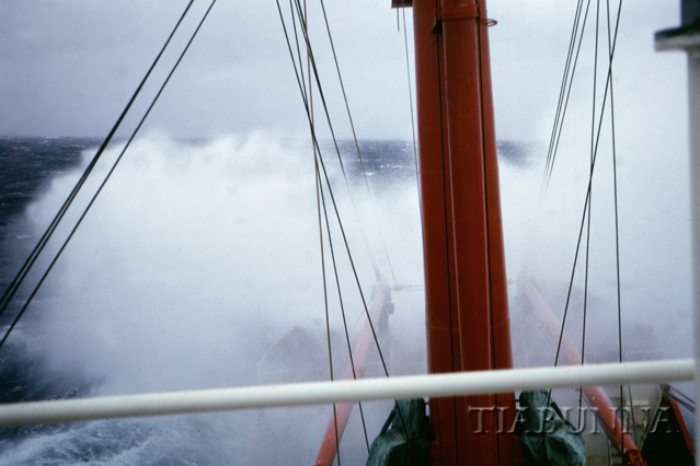 Southern Ocean storm #1