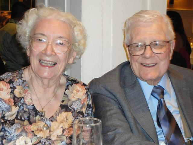 Hazel and Ray