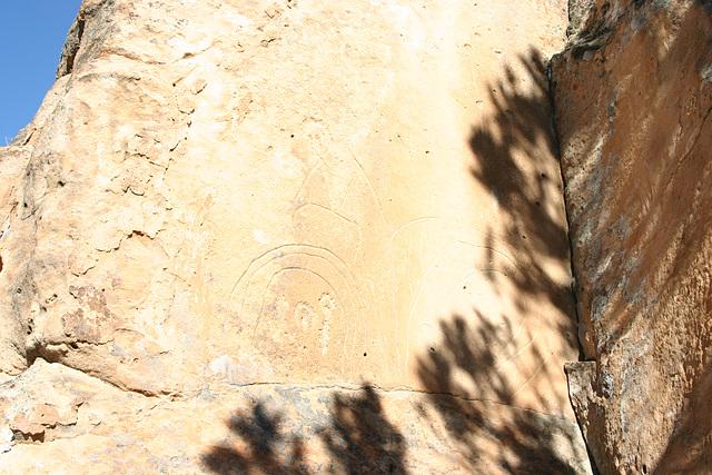 Hickison Summit Petroglyphs