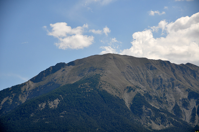Holiday 2009 – Mont Orel (2563 meter)
