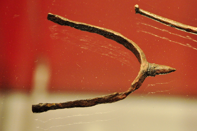 Museum of Antiquities – Spur from Dorestad