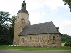 Kirche in Krossen - Dahmeradweg