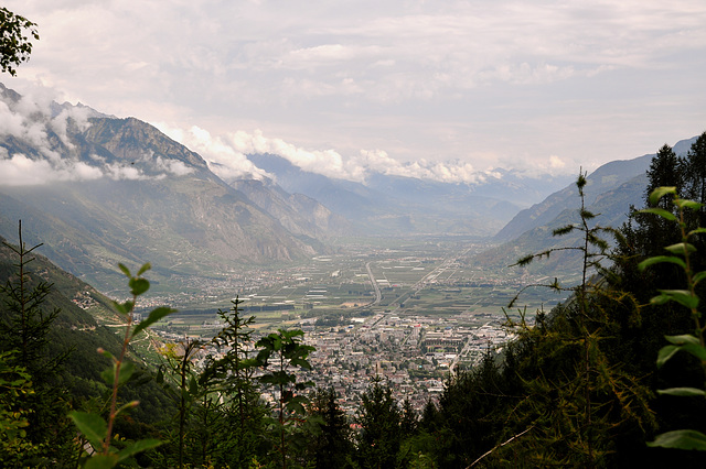 Holiday 2009 – Swiss valley