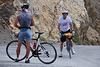 Holiday 2009 – Cyclists arriving at the Col du Galibier (2645 meter)