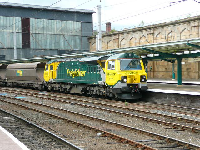 Powerhaul at Carlisle