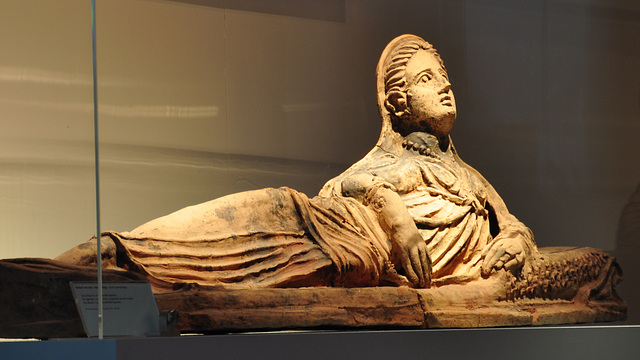 Museum of Antiquities – Grave monument