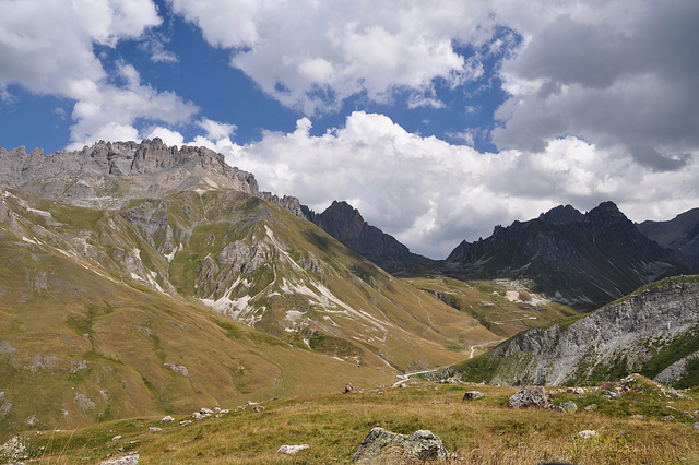 Holiday 2009 – View from the Col du Galibier