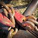 Red Rusty Hook