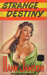 Hank Janson - Strange Destiny