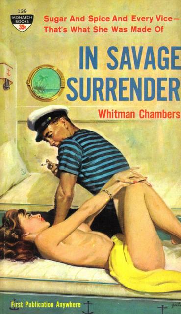 Whitman Chambers - In Savage Surrender