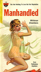 Whitman Chambers - Manhandled