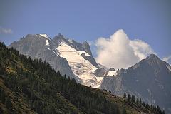 Holiday 2009 – Glacier in the Alps