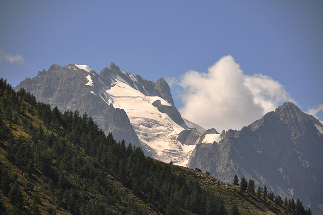 Holiday 2009 – Glacier in the Alps