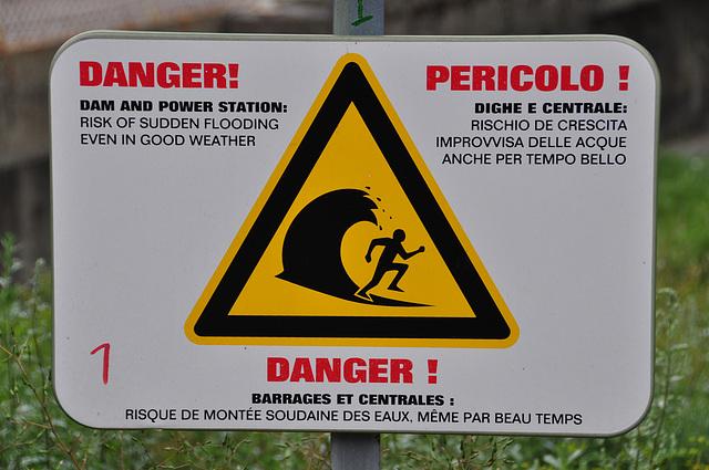 Holiday 2009 – Tsunami danger