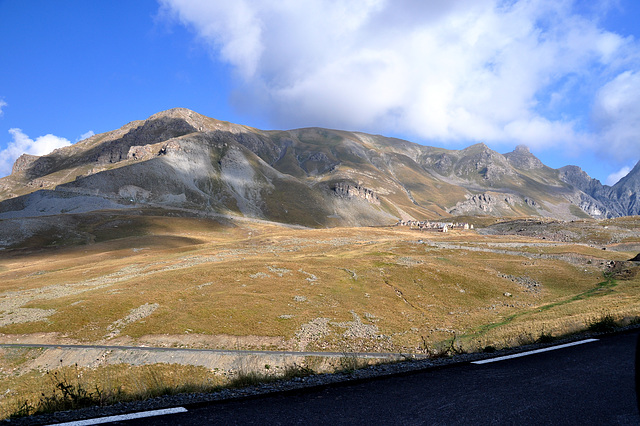 Holiday 2009 – Climbing the Col de la Bonette