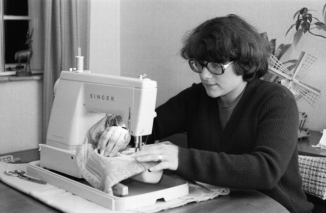 Home sewing - June 1978