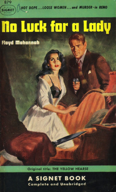 Floyd Mahannah - No Luck for a Lady