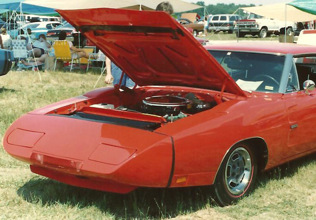 1969 Hemi Dodge Charger Daytona