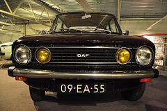 Daf Museum – 1973 Daf 66 1300 Marathon Sedan