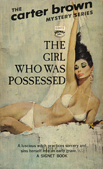 Carter Brown - The Girl Who Was Possessed