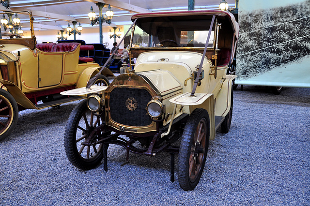 Holiday 2009 – 1913 Le Zebre Torpedo Type A