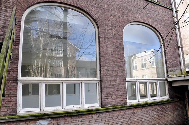 Old Pathology Lab of Leiden University