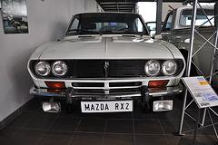 Museum Autovision – 1970-1978 Mazda RX2 Coupe