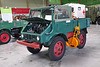 Unimog Museum – Unimog with winch for grapevine cultivation