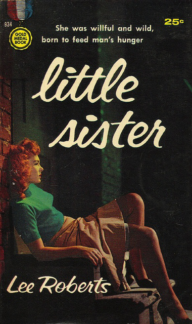 Lee Roberts  - Little Sister (5th printing)