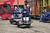 Stoom- en dieseldagen 2012 – Waiting in line