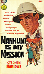 Stephen Marlowe - Manhunt is My Mission