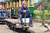 Stoom- en dieseldagen 2012 – Electric platform train