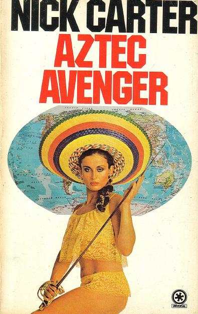 Nick Carter - Aztec Avenger