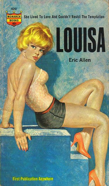 Eric Allen - Louisa