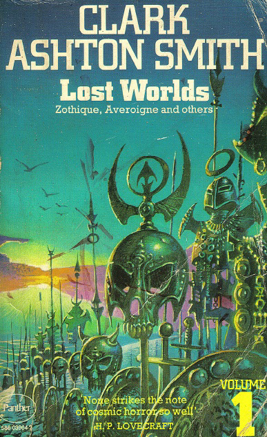 Clark Ashton Smith - Lost Worlds Volume 1