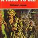 Richard Jessup - A Rage to Die