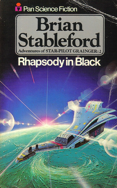 Brian Stableford - Rhapsody in Black
