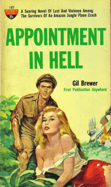 Gil Brewer - Appointment in Hell